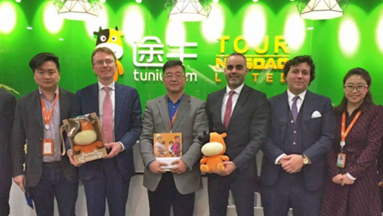China Group Travel With Tuniu