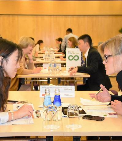 EU-China Business Matchmaking @ Baltic Connecting '17