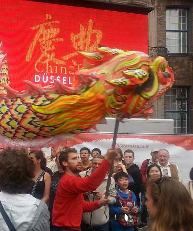 China Festival in Düsseldorf