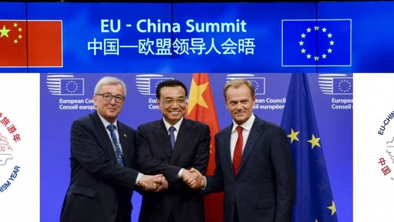 20th EU-China Summit Fosters Strategic Partnerships