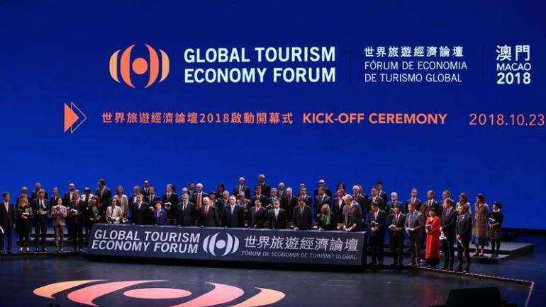2018 EU-China Tourism Year Center Stage at the Global Tourism Economy Forum